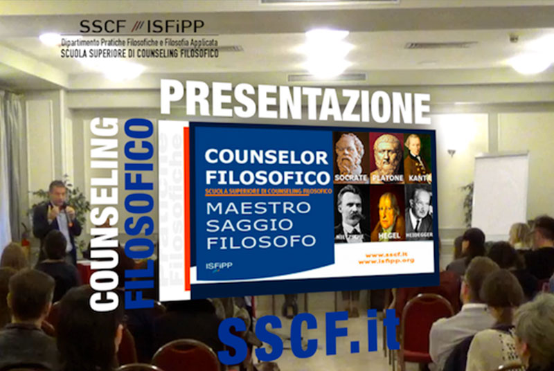 Master in Counseling Filosofico